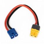 Nabíjecí kabel XT60/EC3, délka 150mm