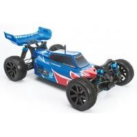 .LRP S10 Blast BX 2 RTR - 1/10 Buggy s 2,4GHz RC soupravou