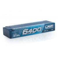 P5-HV TC LCG Stock Spec GRAPHENE 6400mAh Hardcase - 7,6V - 120C/60C