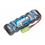 LRP - XTEC Race pack Side-by-Side 2/3A NiMH - Mini-Tamiya - 7.2V - 1600mAh