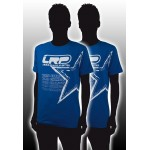 LRP Factory Team 3 tričko - velikost XXXXL