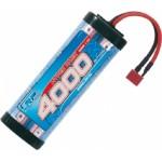 LRP - Hyper Pack 4000 - 7.2V - 6 článkový NiMH Stickpack - US