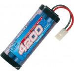 LRP Hyper Pack 4200 - 7.2V - 6 článkový NiMH Stickpack