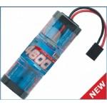 LRP Power Pack 4600mAh - 8,4V - Stick pack s TRAXXAS TRX konektorem - pyramida