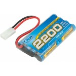 LRP - AA Pack 2200 - 9.6V - 8 článkový NiMH pack