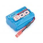 AAA Hyper Tuning Pack 800 - 7.2V - 6 čl. NiMH