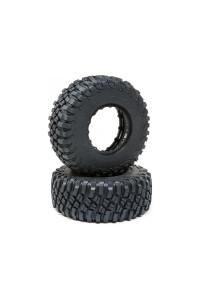 Losi pneu BFGoodrich Mud Terrain KM3, Beadlock (2): SBR 2,0