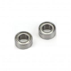 Kuličkové ložisko 3x6x2,5 Metal (1ks)