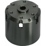 Přední hliníkové motorové čelo - Pure EVO