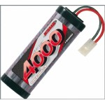 NOSRAM Power pack 4000mAh 7,2V NiMH NOVINKA