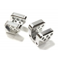 CNC Machined Alloy HD Upper Link Mount (2) for Axial Yeti XL