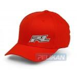 Pro-Line čepice Red FlexFit Hat (S-M)