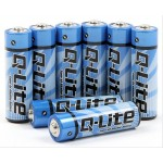 Alkalické baterie AA (8ks)
