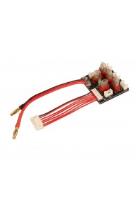 AKCE - Multiadapter 2x3S / 3x 2S (XH Type)