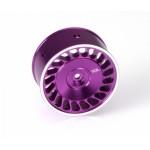 M17/MT44 hliníkový volant (fialový)
