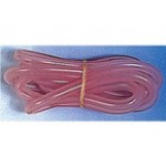 Silikonová hadička 2.4mm / 1m červená