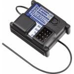 RX-371W 3-kanálový přijímač FHSS-2 (WATERPROOF)