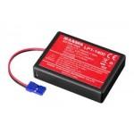 Vysílačové LiPo 1S/3,7V 1400mAh pro MT-44