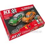SCX Compact GT Mercedes vs Audi