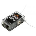 Spektrum DSM X - přijímač 6CH AR636 AS3X Sport