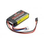 Spektrum baterie přijímače LiFe 6,6V 900mAh