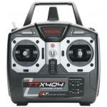 .TACTIC TTX404 RC Souprava 2.4 GHz 4-Kanál s přijímačem