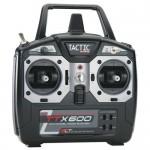 .TACTIC TTX600 RC Souprava 2.4 GHz 6-Kanál s přijímačem MOD 2
