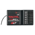 Přijímač TACTIC TR624 6-Channel FHSS 2,4GHz