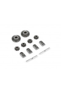 AKCE - DIFF GEAR & SHAFT SET