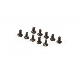 AKCE - FLAT HEAD HEX CS SCREW M2x5mm (1