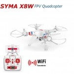.RC kvadrokoptéra SYMA X8W