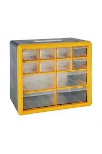 Organizér HL3045-B, 12 zásuvkový