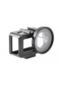 Hliníkový kryt s UV filtrem pro Osmo Action