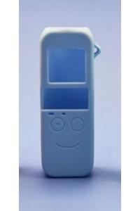 Silikonový obal pro Osmo Pocket světle modrá