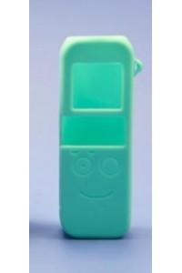 Silikonový obal pro Osmo Pocket světle zelená