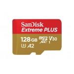 SanDisk MicroSDXC 128GB Extreme A2 UHS-I (V30) U3 + SD adaptér