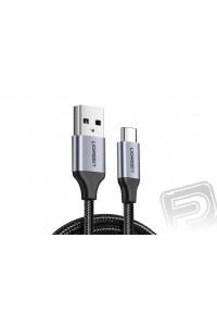 UGREEN USB-C kabel 1.5m, černý