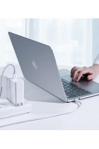 UGREEN USB-C propojovací kabel 1m, bílý