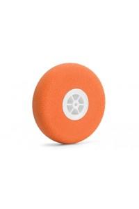 Kolo 35mm mechové lehké - oranžové