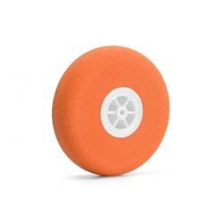 Kolo 63mm mechové lehké - oranžové