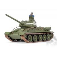 T-34/85 RC tank 1:24 2,4GHz s infračerveným bojovým systémem