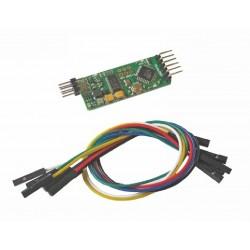 miniOSD k telemetrickému adaptéru NAZA/HoTT - ANYSENSE
