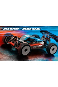 XRAY XB8E'21 - 1/8 ELECTRIC OFF-ROAD CAR