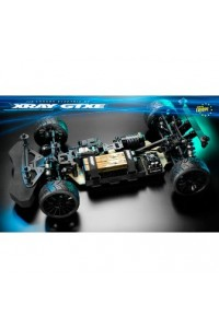 XRAY GTX´22 - 1/8 ELECTRIC ON-ROAD GT CAR