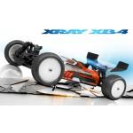 XRAY XB4´19 - 1/10 4WD OFF-ROAD CAR