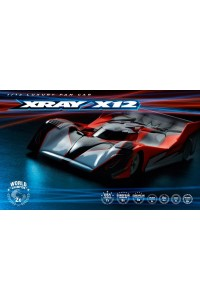 XRAY X12'21 EU SPECS - 1/12 PAN CAR