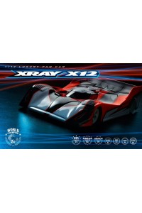 XRAY X12'21 US SPECS - 1/12 PAN CAR