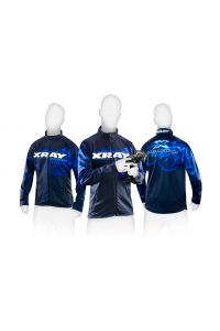 XRAY HIGH-PERFORMANCE SOFTSHELL JACKET (L)