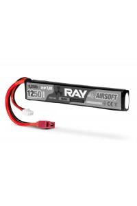 RAY Airsoft - Li-Po 1250mAh/7,4V 25/50C, 9,25Wh