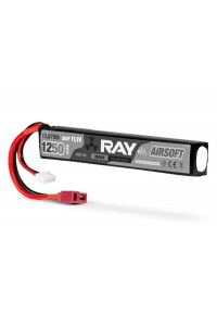 RAY Airsoft - Li-Po 1250mAh/11,1V 25/50C, 13,87Wh
